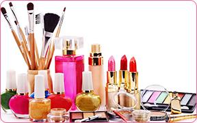 化妆品出口